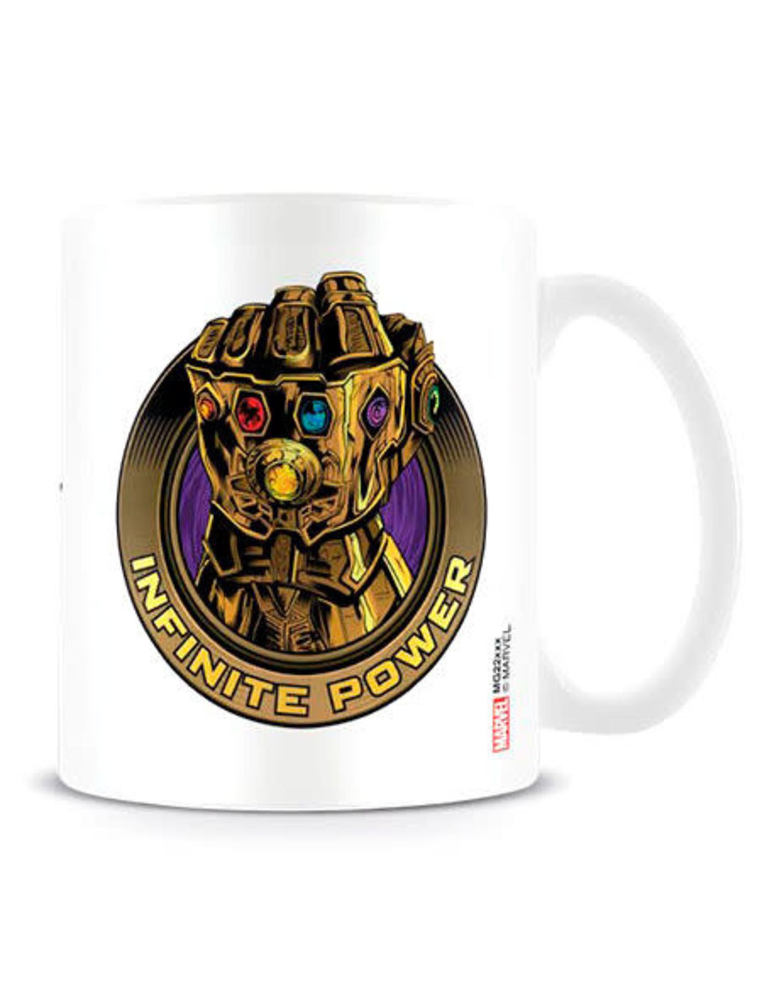 Pyramid International AVENGERS INFINITY WAR Mug 315ml - Thanos