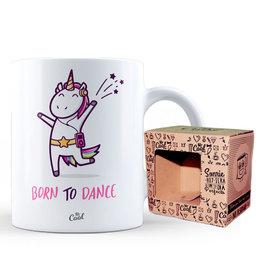 Mr.Cool UNICORN Mug 325ml - Born to Dance