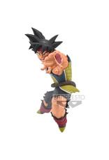 Bandai DRAGON BALL SUPER Drawn By Toyotaro Figure 13cm - Father- Son Kamehameha Bardock