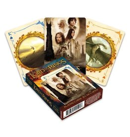 LORD OF THE RINGS Playing Cards - The Two Towers