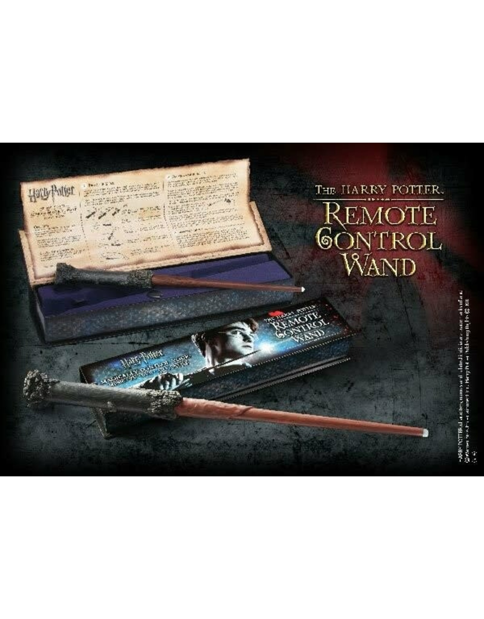 Noble Collection HARRY POTTER Remote Control Wand - Harry