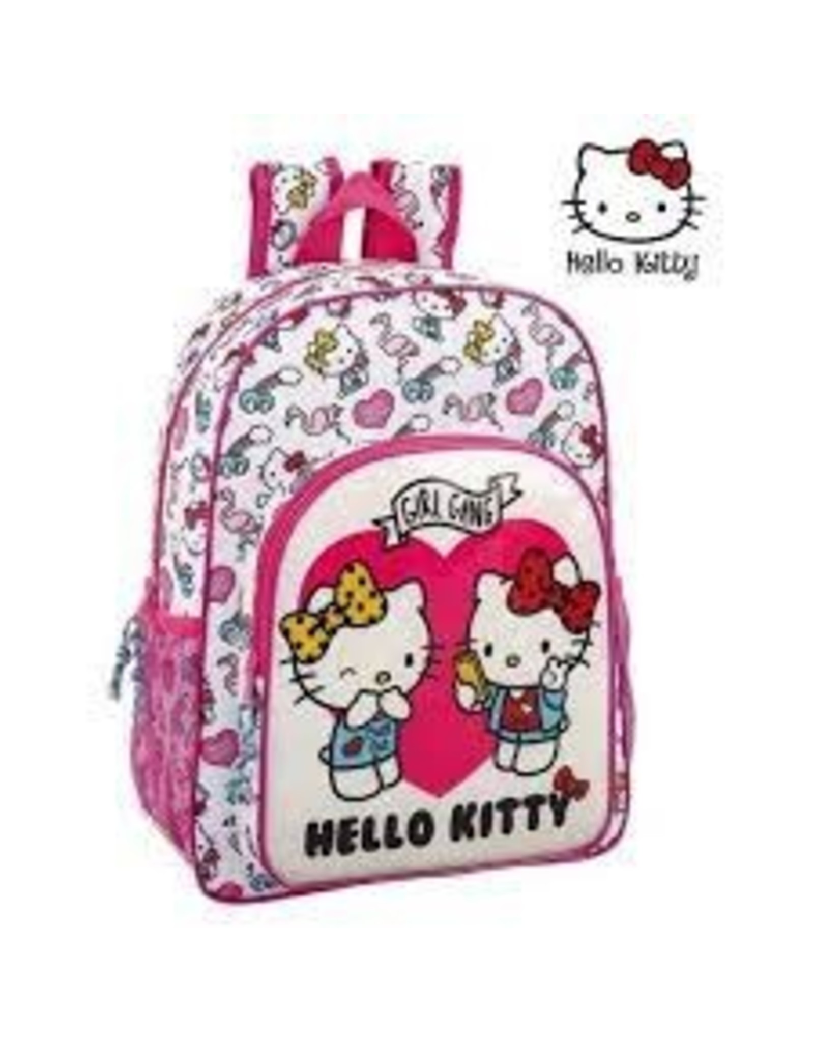 Hello Kitty Backpack Girl Gang 42 cm