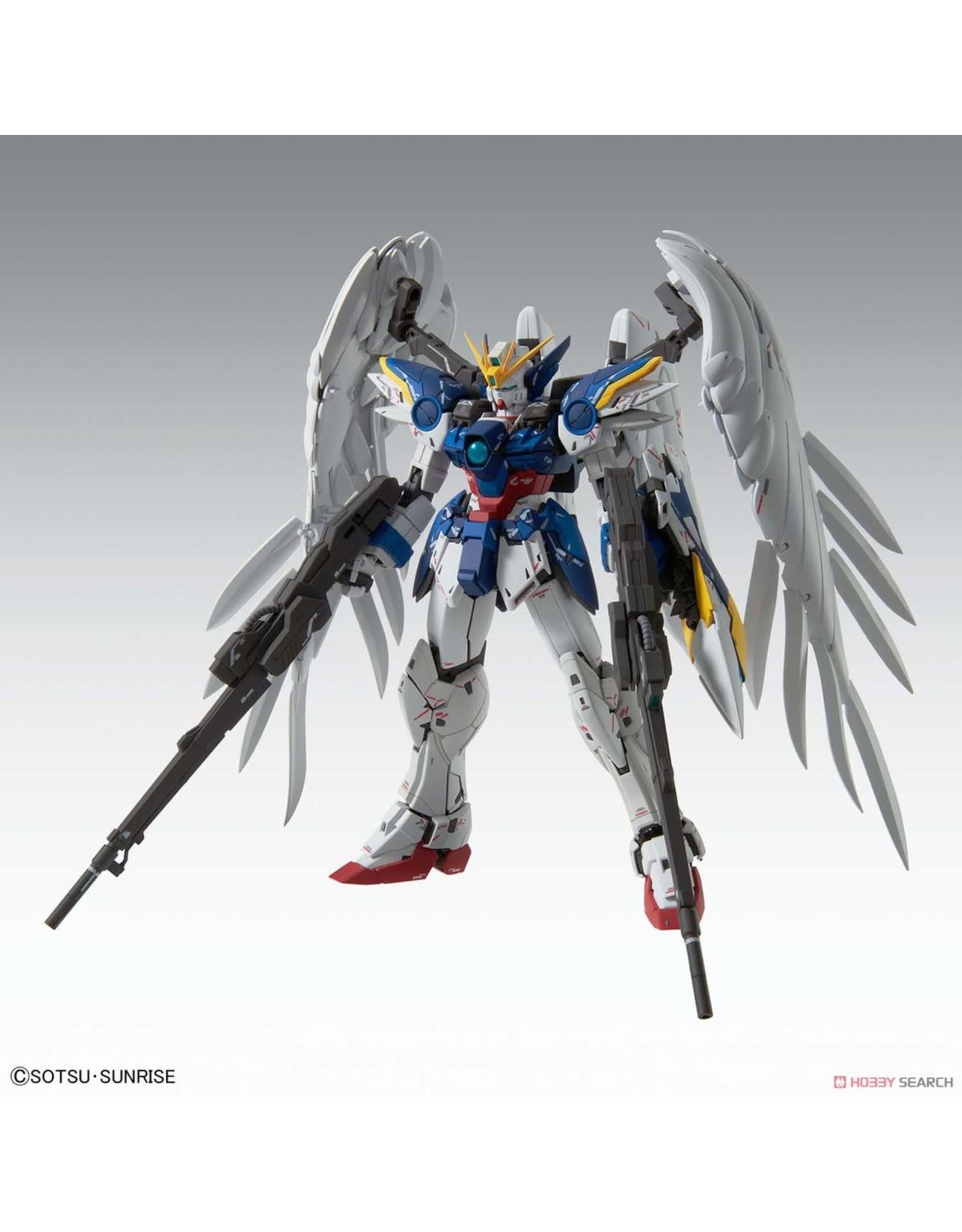 Bandai GUNDAM Model Kit MG - Wing Gundam Zero EW Ver. Ka