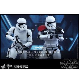 STAR WARS Set of 2 1:6 Scale Figures - First Order Stormtrooper  - PROMO