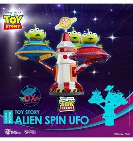 Beast Kingdom TOY STORY D-Stage Diorama 16cm - Alien Spin Ufo