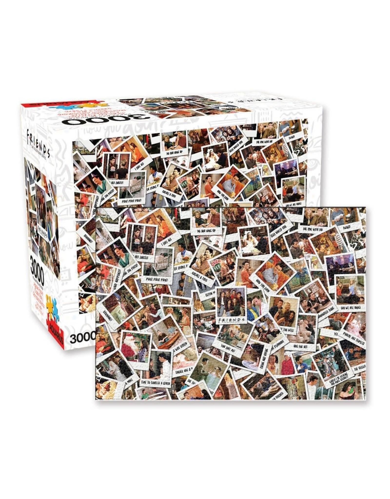 Aquarius Ent FRIENDS Puzzle 3000P - Collage