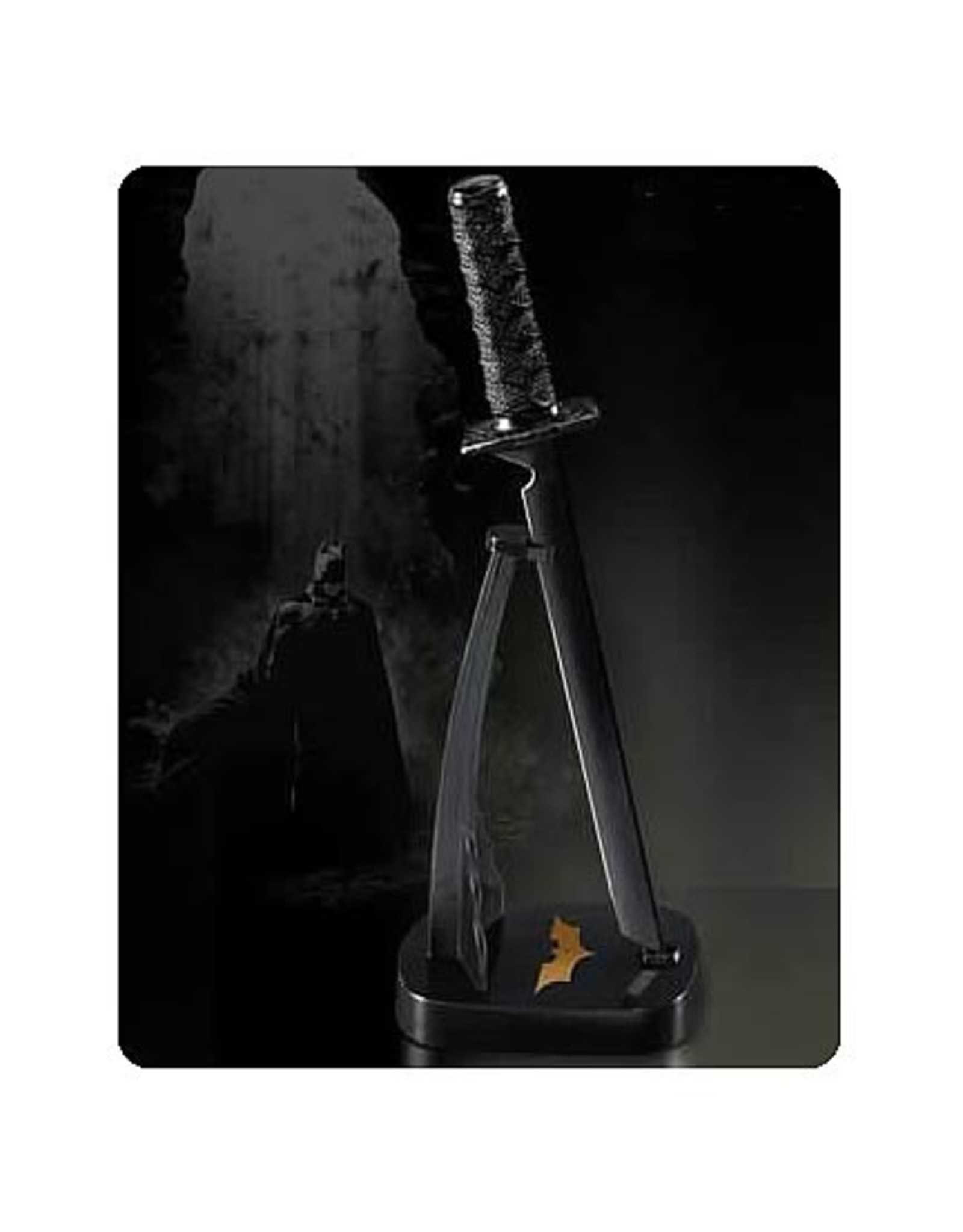 Noble Collection BATMAN Begins Ninja Sword Letter Opener