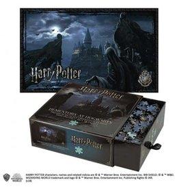 Noble Collection HARRY POTTER Puzzle 1000P - Dementors at Hogwarts