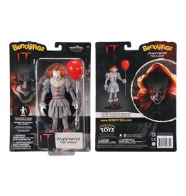 Noble Collection IT Bendable Figure 19cm - Pennywise