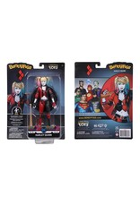 Noble Collection DC COMICS  Bendable Figure 19cm - Harley Quinn Rebirth