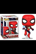 Funko SPIDER-MAN POP! N°913 - No Way Home: Spider-Man Integrated Suit