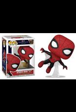 Funko SPIDER-MAN POP! N°923 - No Way Home: Spider-Man Upgraded Suit