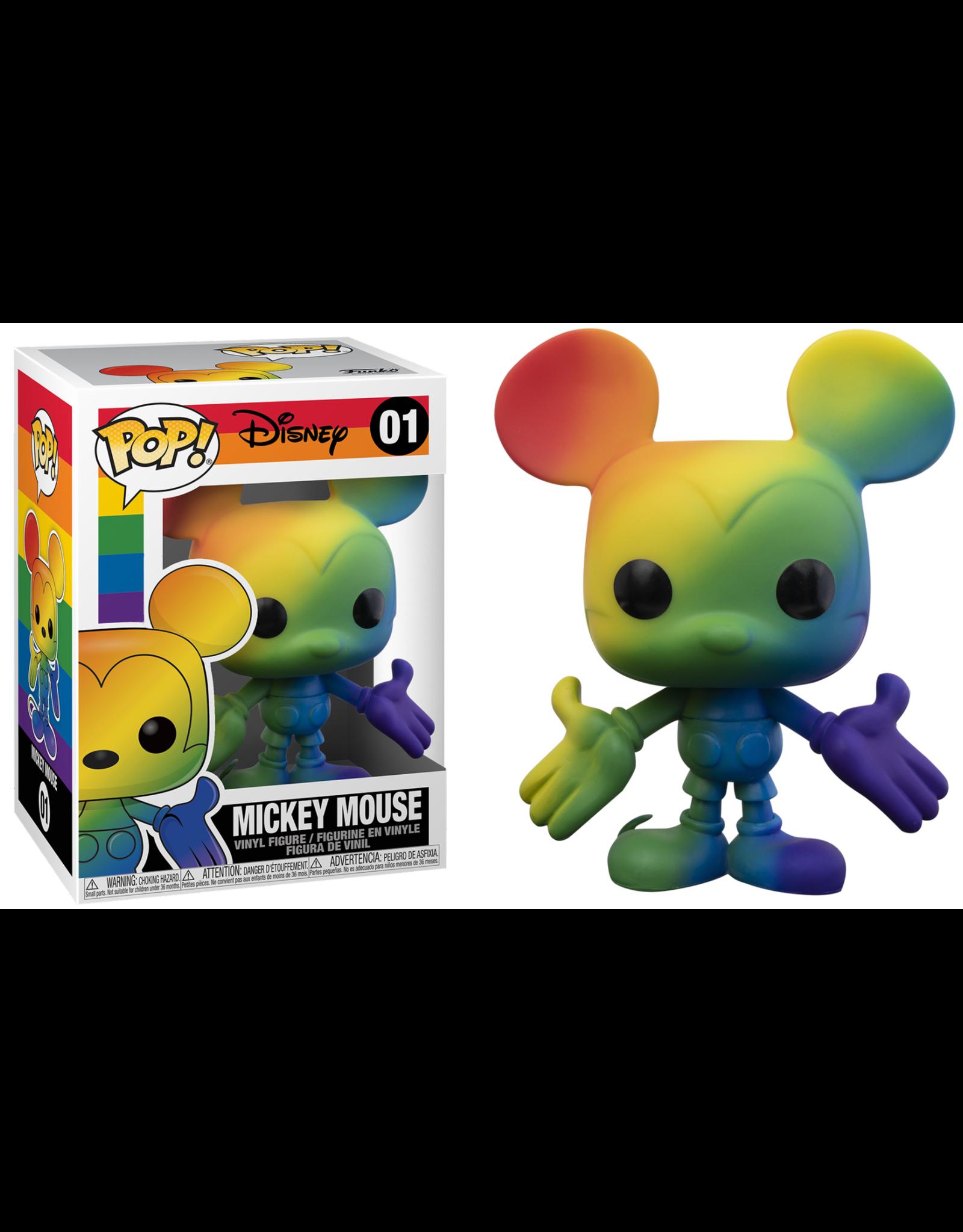 Funko PRIDE POP! N° 01 - Mickey Mouse