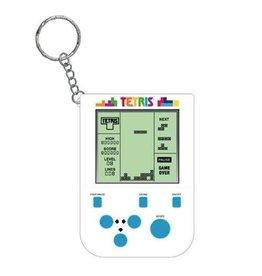 TETRIS  Mini Retro Handheld Video Game Keychain