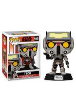Funko STAR WARS POP! N° 445 - The Bad Batch: Tech