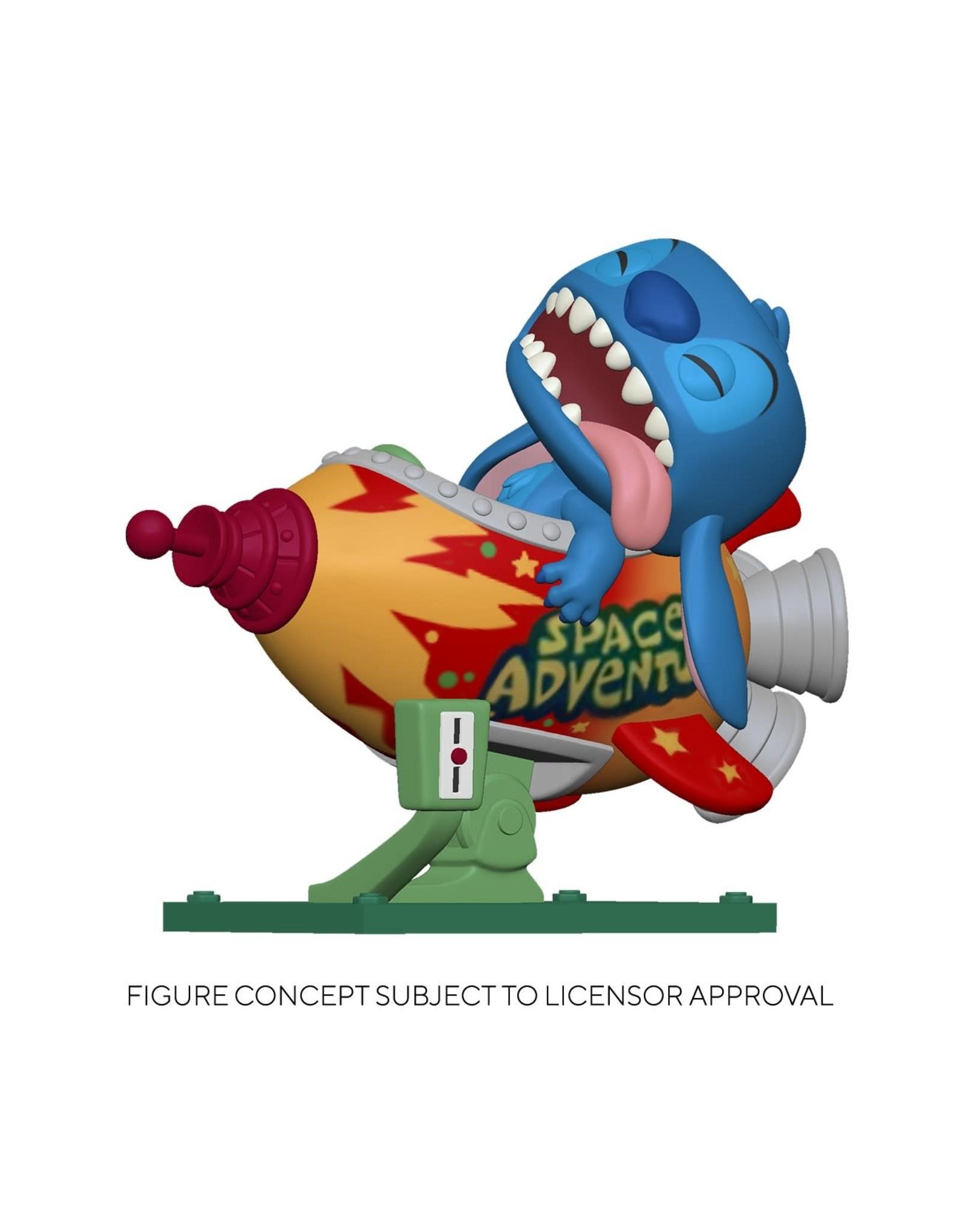 Funko LILO & STITCH POP! Rides N° - Stitch in Rocket