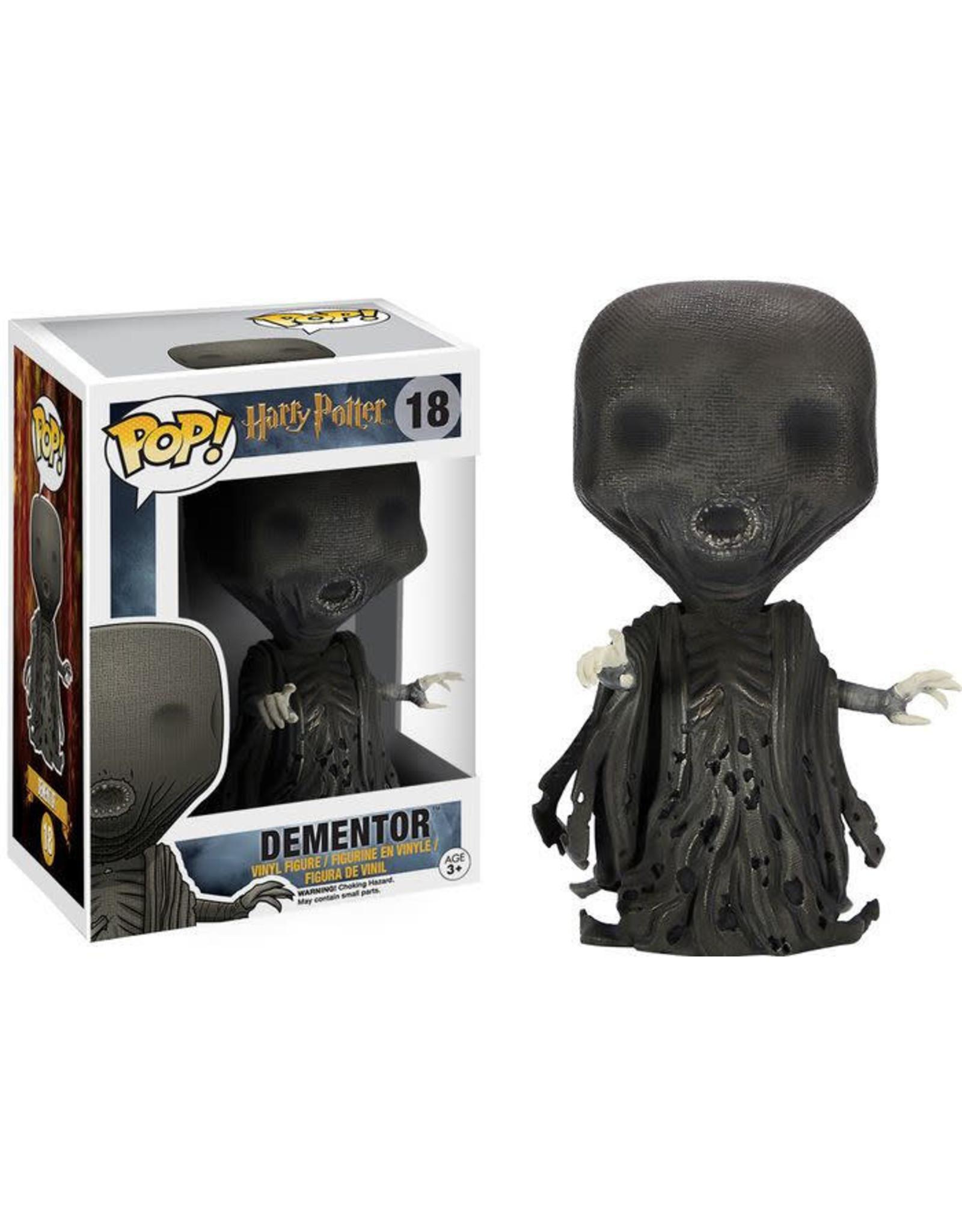 Funko HARRY POTTER POP! N° 18 - Dementor