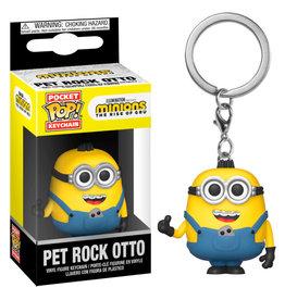 Funko MINIONS 2 Pocket POP! 4cm - Pet Rock Otto