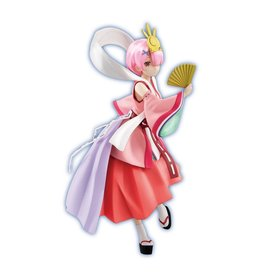 Re:ZERO SSS PVC Statue 21 cm - Fairy Tale Ram Princess Kaguya Pearl Color Ver.