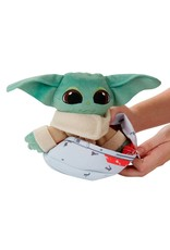 Hasbro STAR WARS The Bounty Collection 3-in-1 Plush Toy - The Mandalorian: The Child Hideaway Hover-Pram
