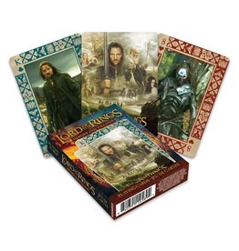 LORD OF THE RINGS Playing Cards - Heroes and Villains