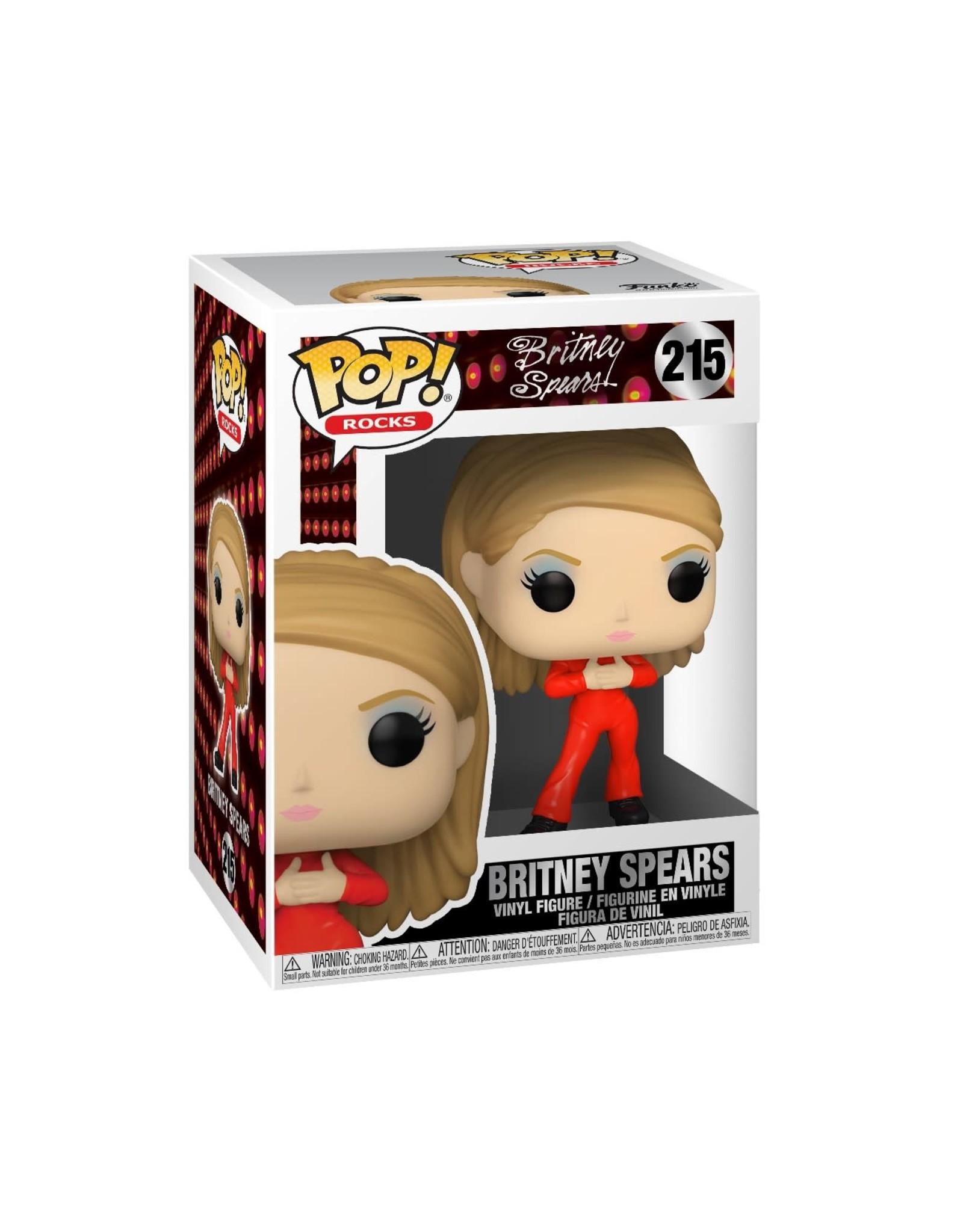 Funko BRITNEY SPEARS POP! N°215 - Catsuit Britney