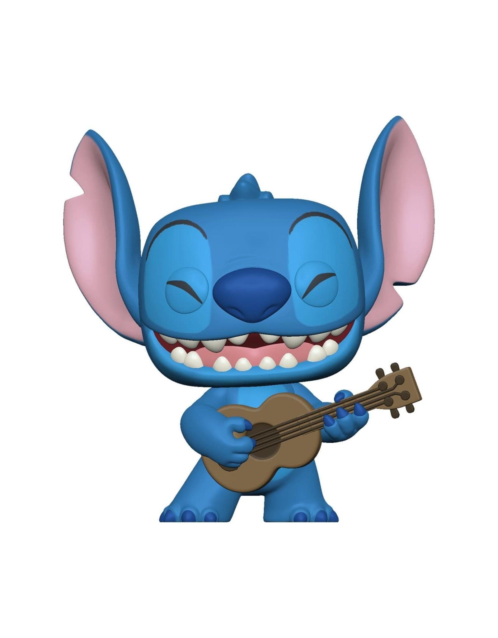Funko LILO & STITCH POP! N° - Stitch with Ukelele