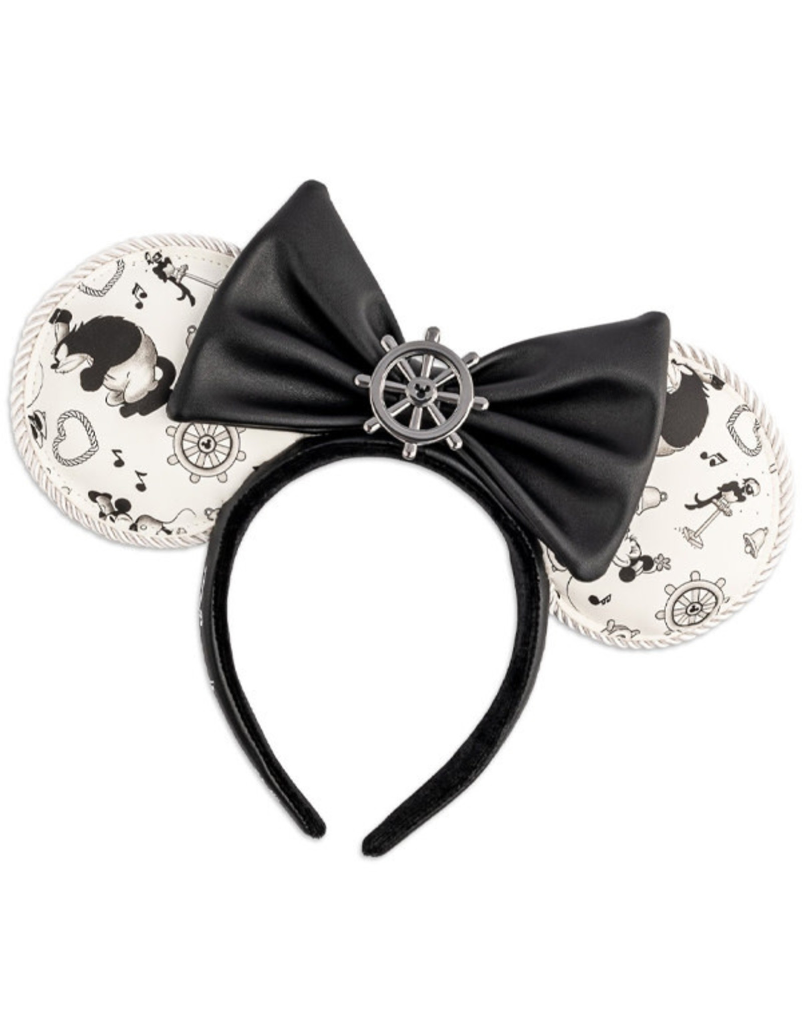 Loungefly MINNIE MOUSE Headband - Steamboat Willie