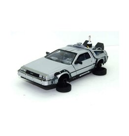 Doctor Collector BACK TO THE FUTURE II Diecast Model 1/24 - ´81 DeLorean LK Coupe Fly Wheel