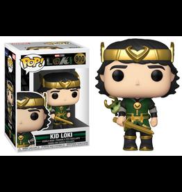 Funko LOKI POP! N°900 - Kid Loki