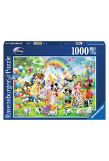MICKEY MOUSE Puzzle 1000P - Mickey Anniversary