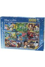 DISNEY Puzzle 1000P - Pixar