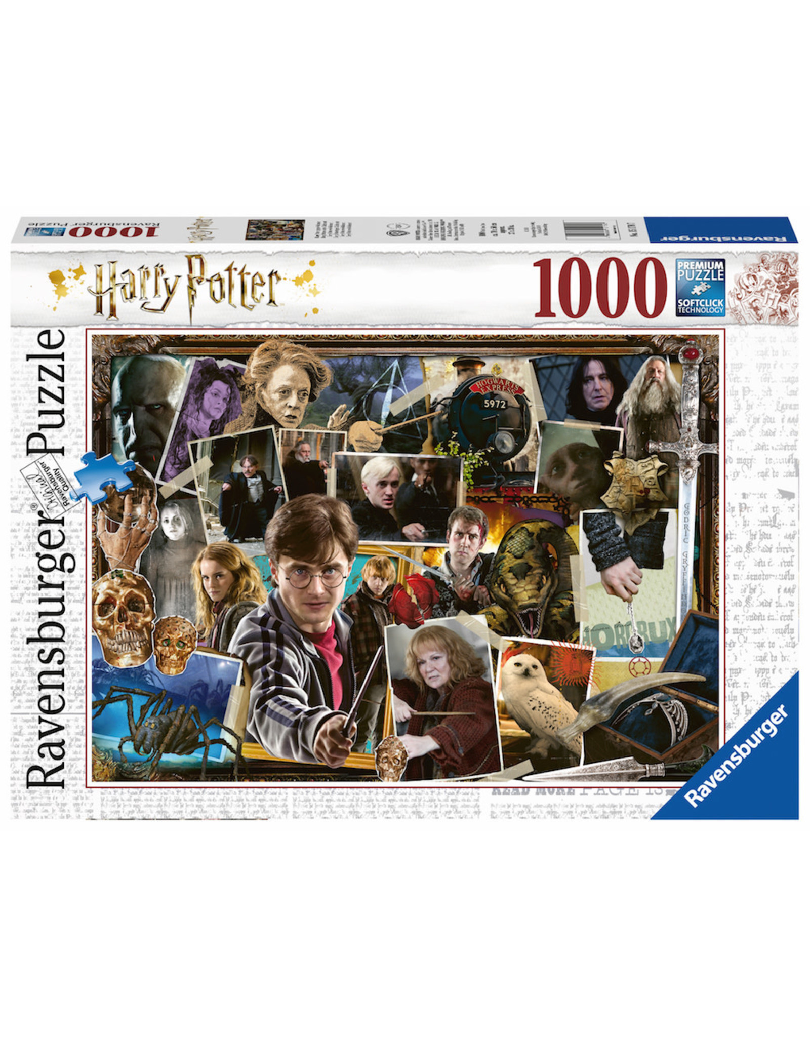 Ravensburger HARRY POTTER Puzzle 1000P - Gallery