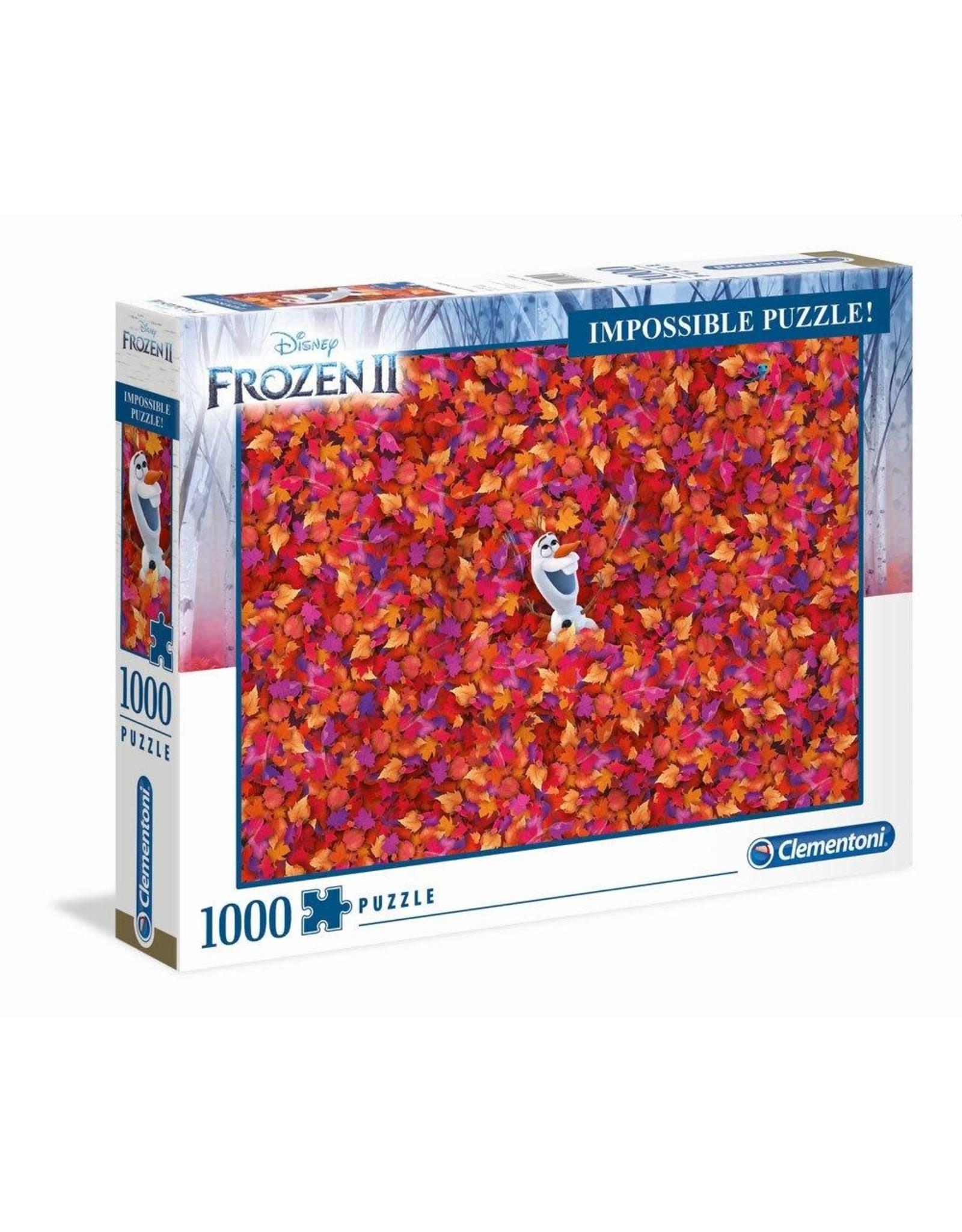 Clementoni FROZEN 2 - Impossible Puzzle 1000P