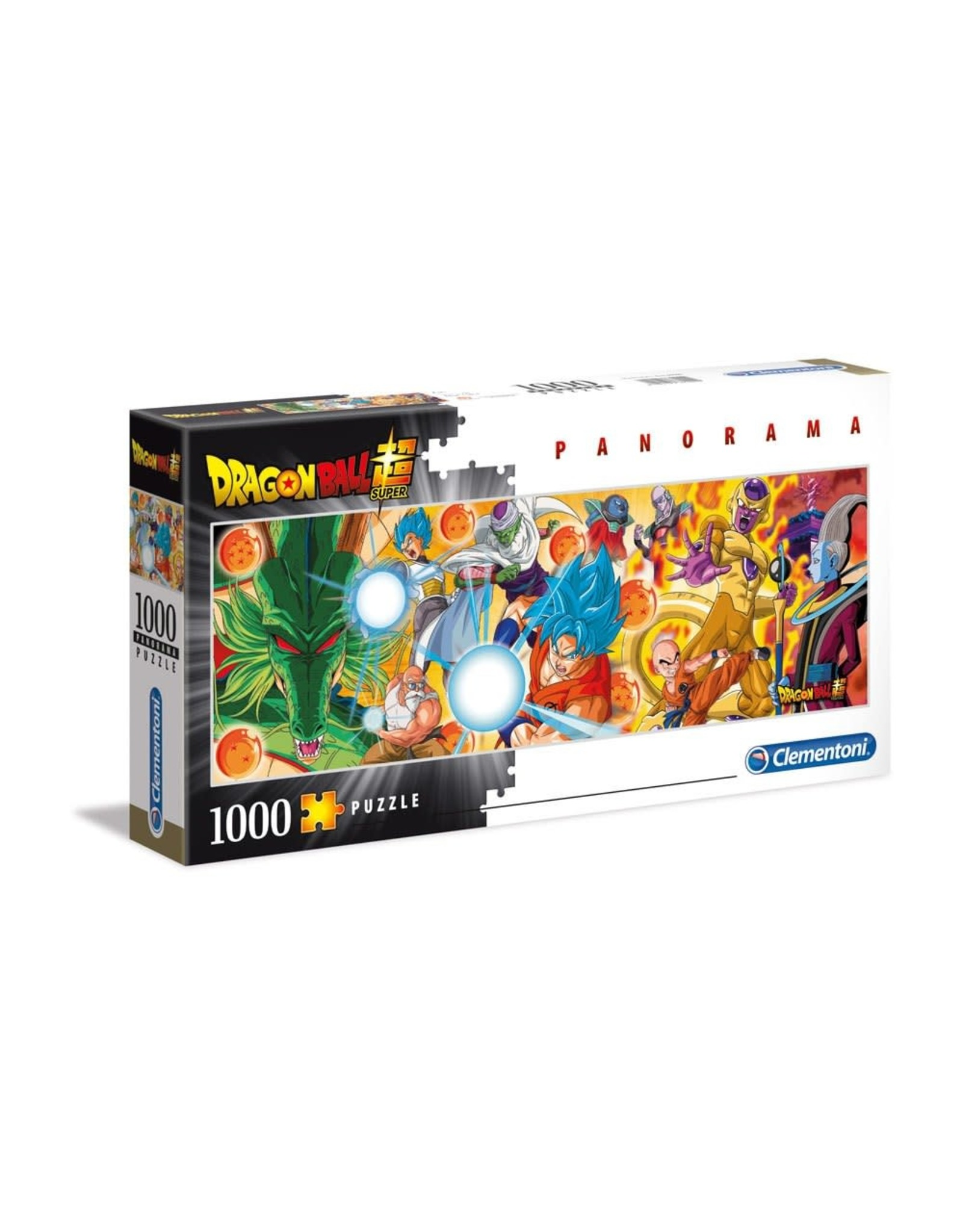 Clementoni DRAGON BALL SUPER Puzzle 1000P - Panorama Characters