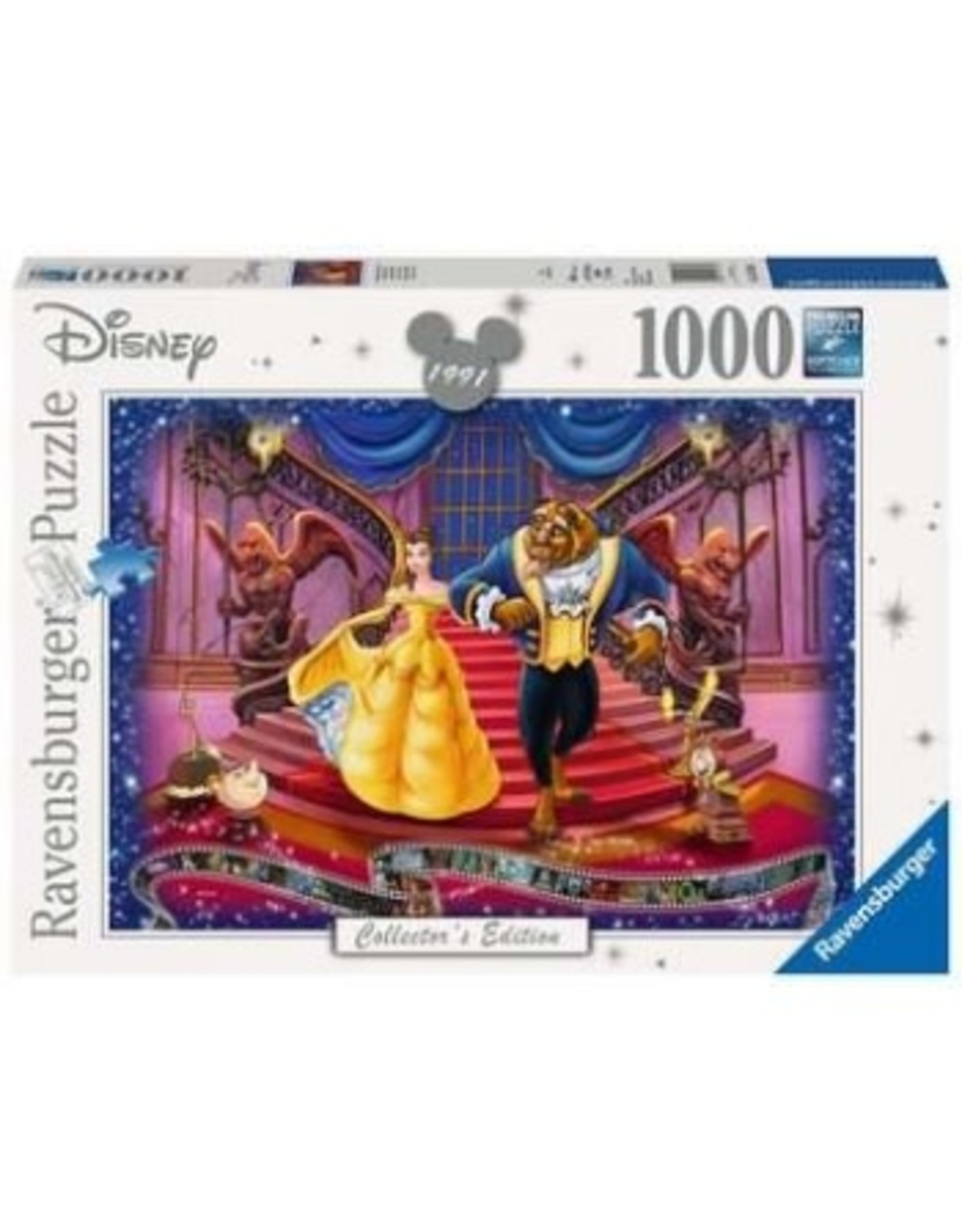 BEAUTY AND THE BEAST Puzzle 1000P - Collector's Edition