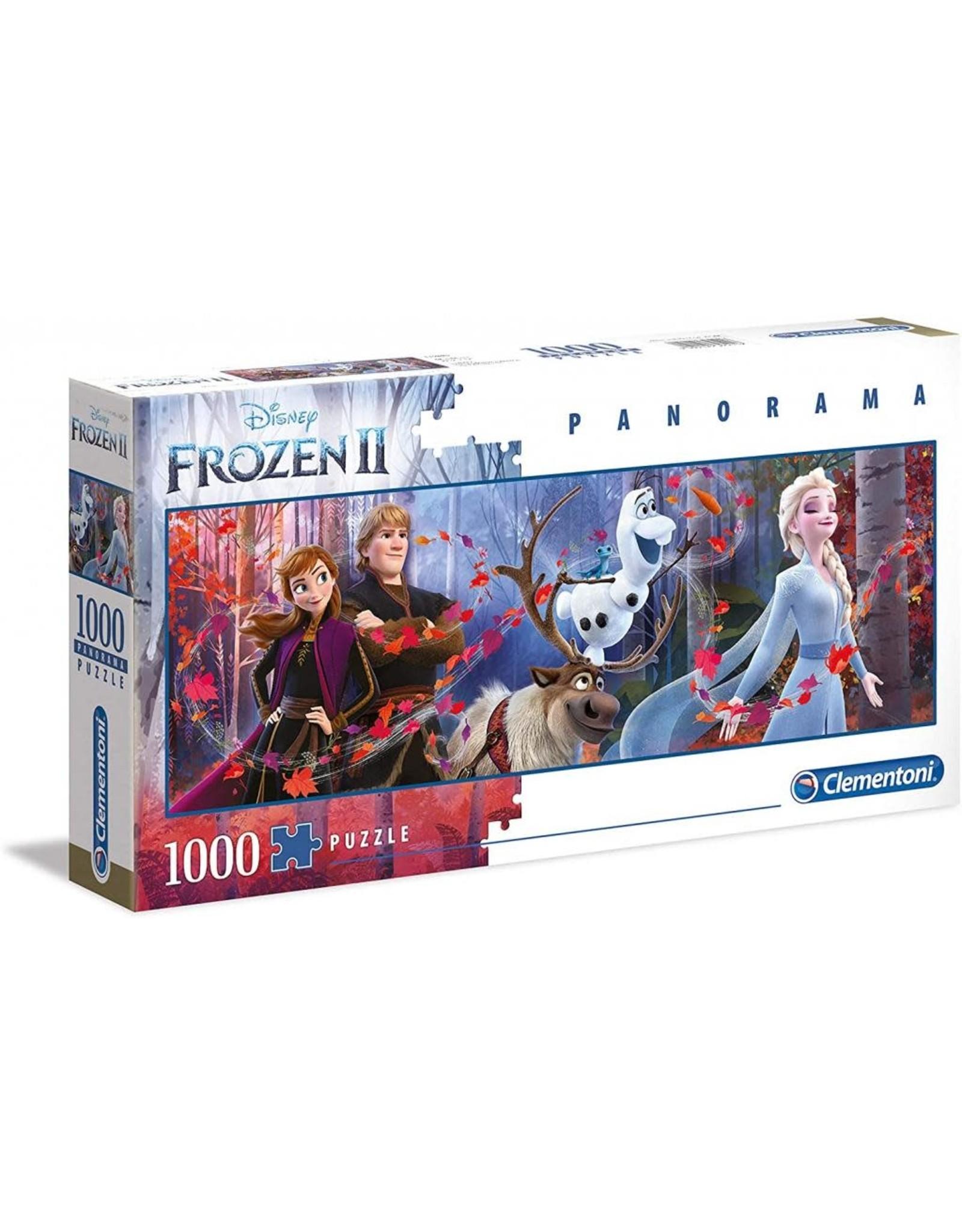 FROZEN 2 Panorama Puzzle 1000P