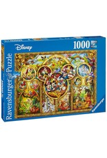 Ravensburger DISNEY Puzzle 1000P - Best Disney Themes
