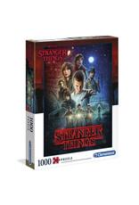 Clementoni STRANGER THINGS Puzzle 1000p - Season 1