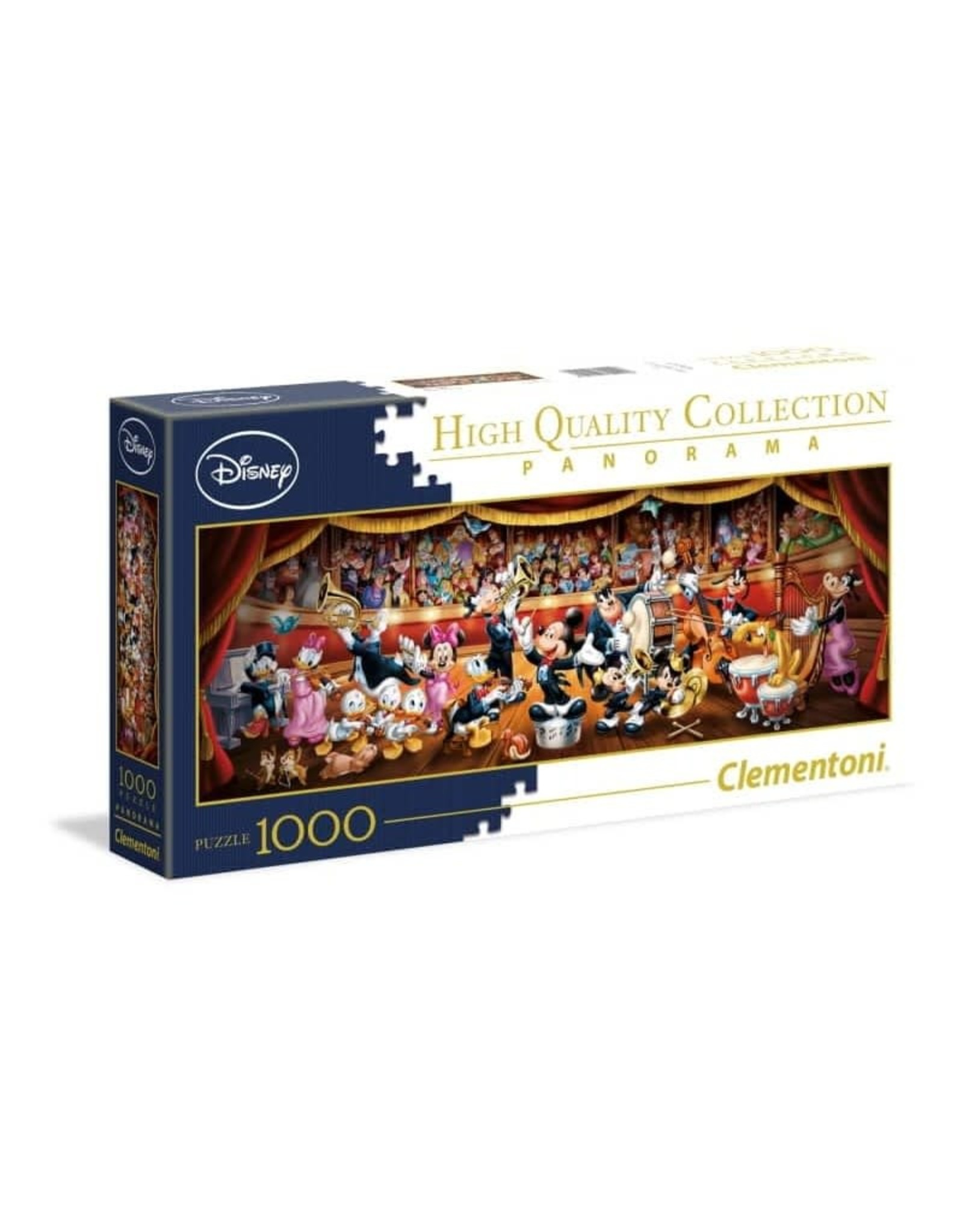 Clementoni MICKEY MOUSE Puzzle 1000P - Orchestra