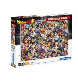Clementoni DRAGON BALL Impossible Puzzle 1000p