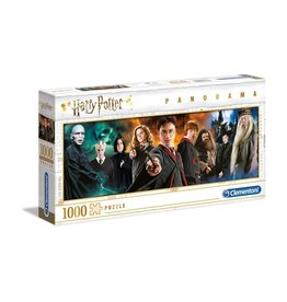 Clementoni HARRY POTTER Panorama Puzzle 1000P - Characters