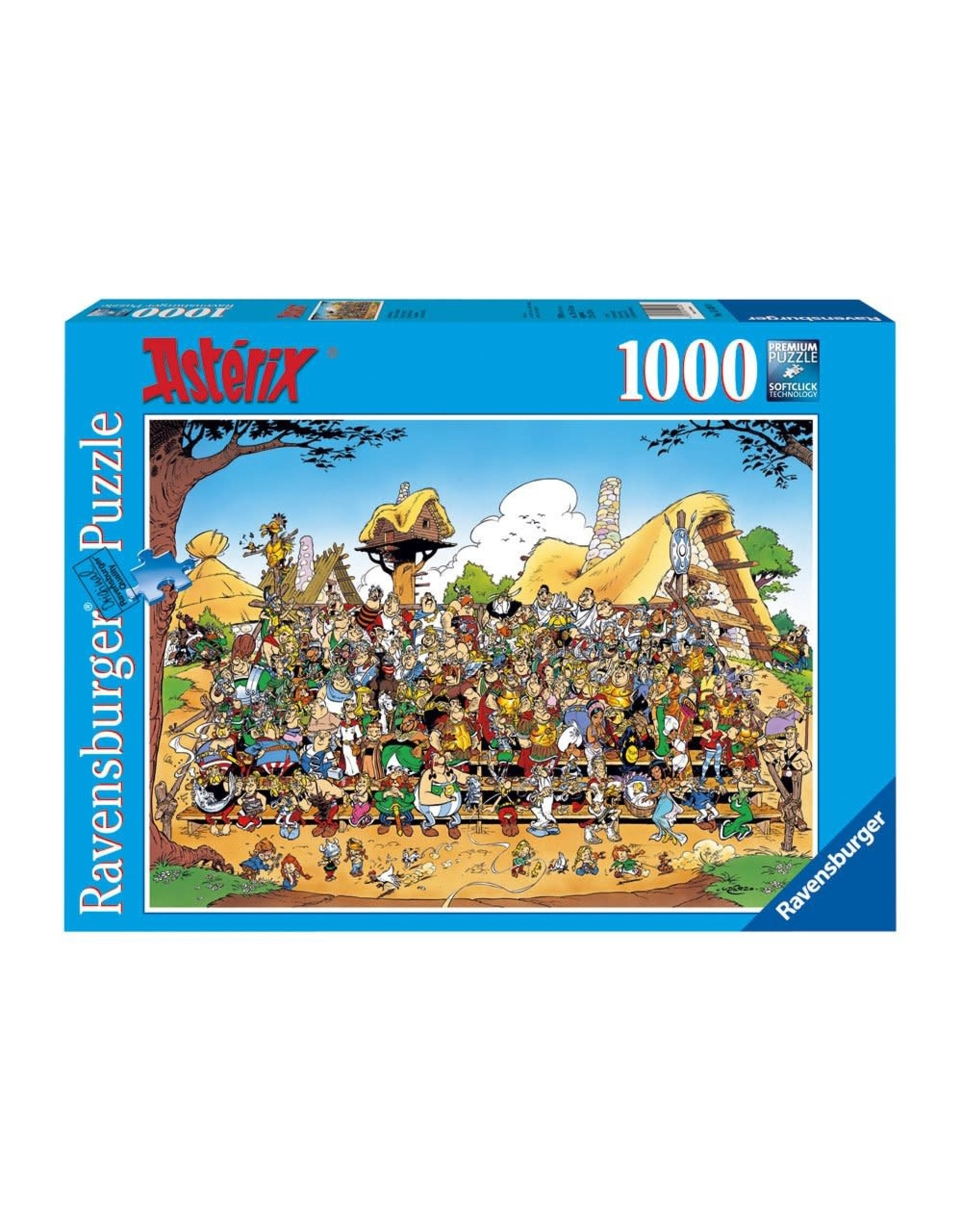 Ravensburger ASTERIX Puzzle 1000P - Family Photo