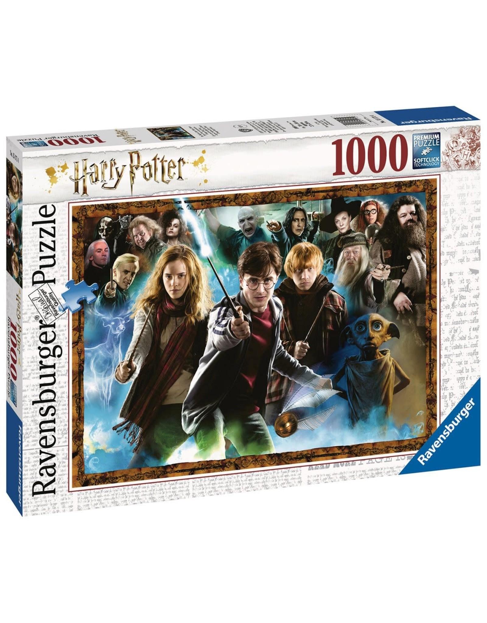 Ravensburger HARRY POTTER Puzzle 1000P - Magical Student