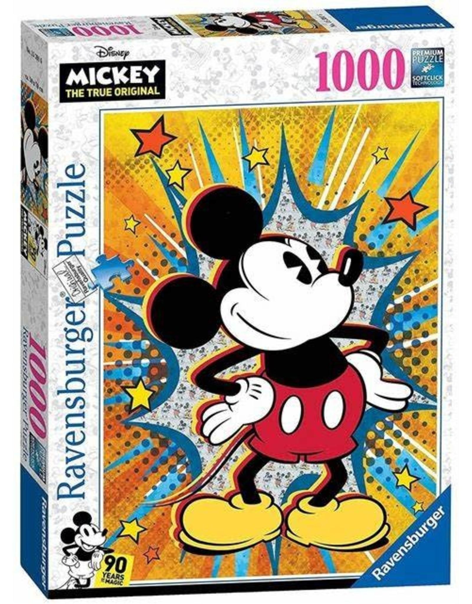 Ravensburger MICKEY MOUSE Puzzle 1000P - Retro Mickey