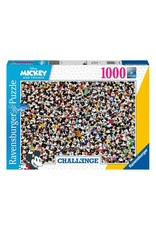 Ravensburger MICKEY MOUSE Challenge Puzzle 1000P - Mickey & Friends