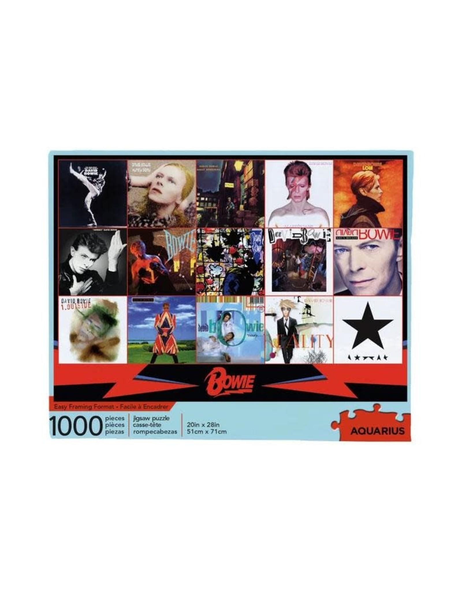 Aquarius Ent DAVID BOWIE Puzzle 1000P - Albums