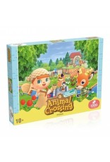 Winning Moves ANIMAL CROSSING Puzzle 1000P