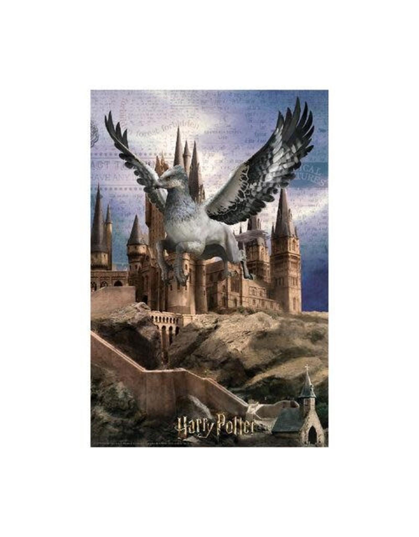 HARRY POTTER Lenticular Puzzle 300P - Buckbeak