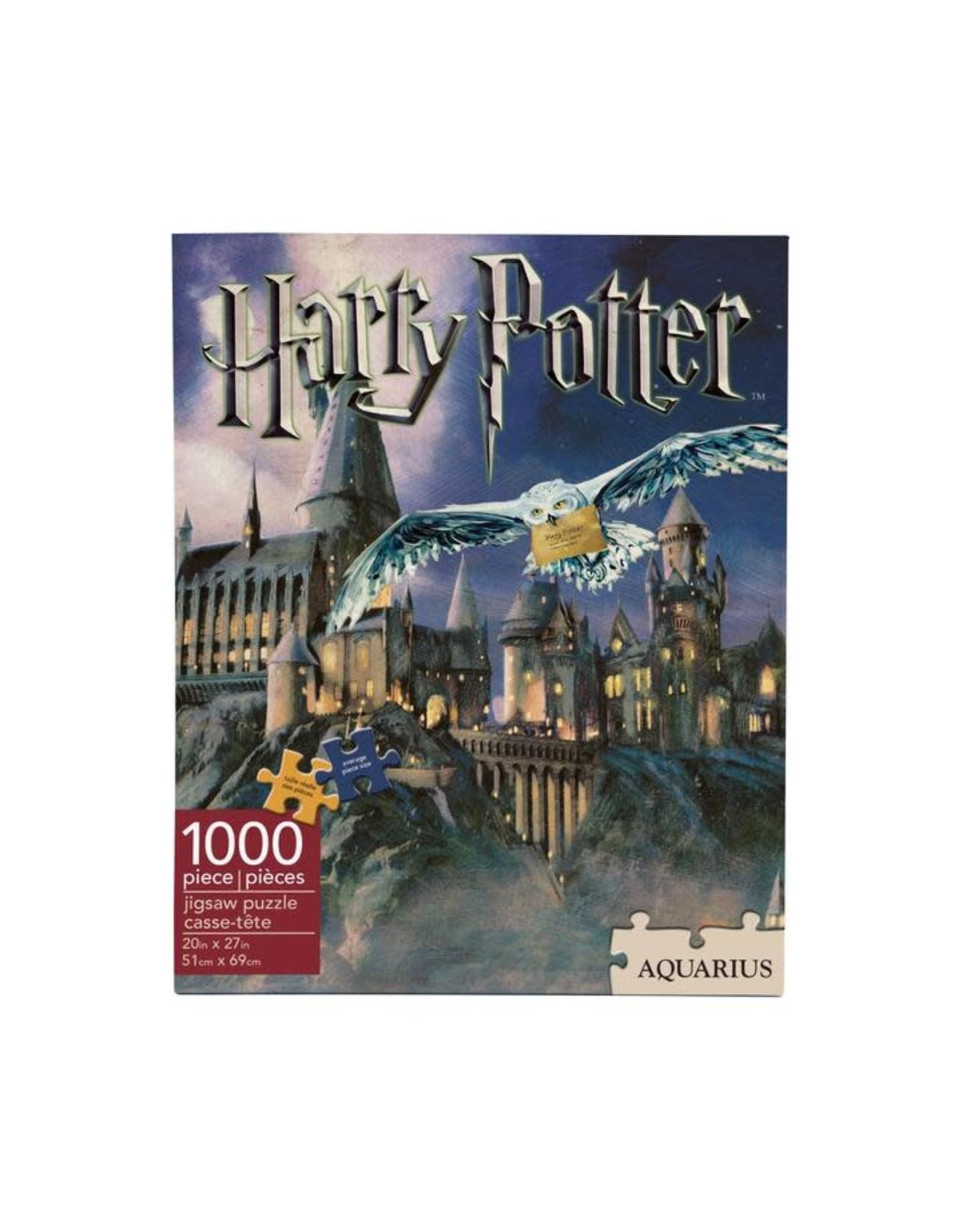 Aquarius Ent HARRY POTTER Puzzle 1000P - Hogwarts